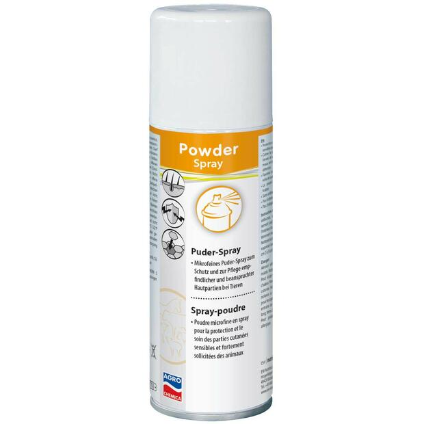 Powder Spray Hautpflege Puderspray