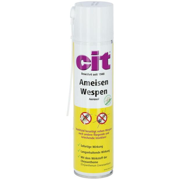 Ameisen-Wespen Spray CIT 400 ml