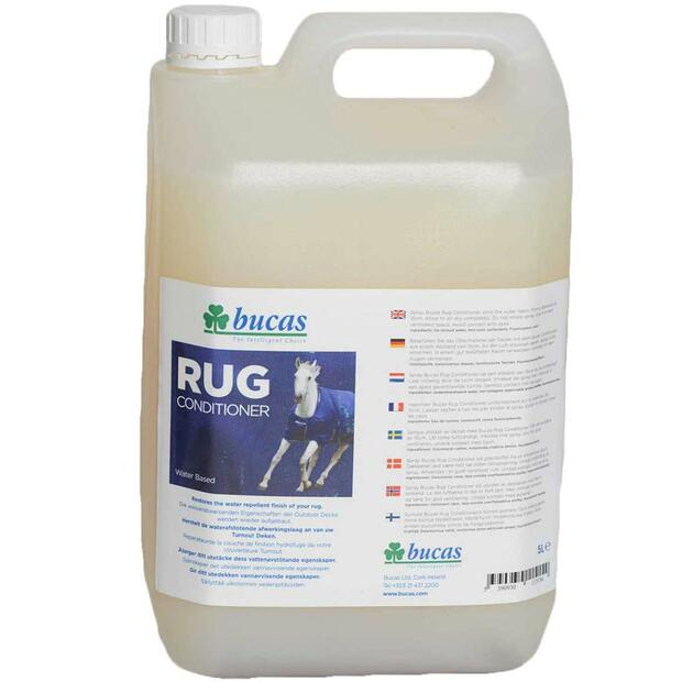 Bucas Pferdedecken Conditioner 5 Liter
