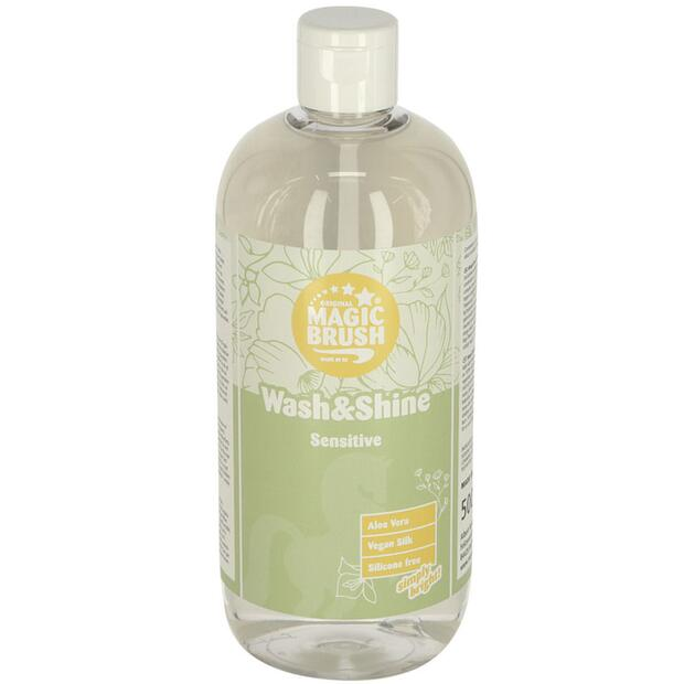 MagicBrush Pferdeshampoo Wash & Shine Sensitive
